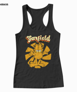 Garfield Retro Garf Tank Top
