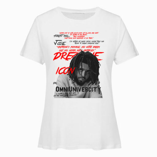 J Cole Omniunivercity Band T Shirt