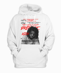 J Cole Omniunivercity Band Pullover Hoodie