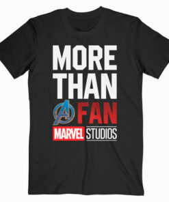 Marvel Avengers More Than A Fan 2019 Graphic T Shirt