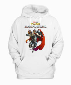 Marvel Studios Thor Ragnarok Hoodie