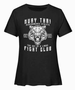 Muay Thai Thai Boxing Kickboxing Gift T Shirt