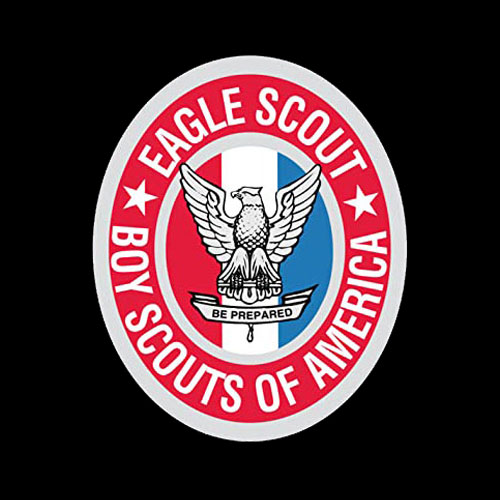 Officially Licensed Eagle Scout