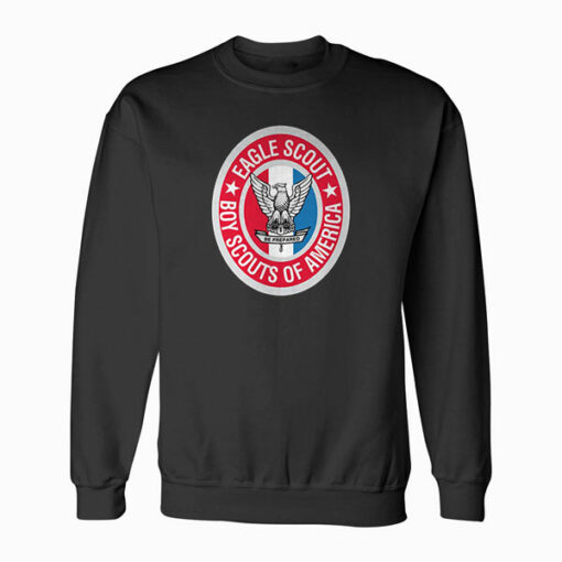 Officially Licensed Eagle Scout Sweatshirt