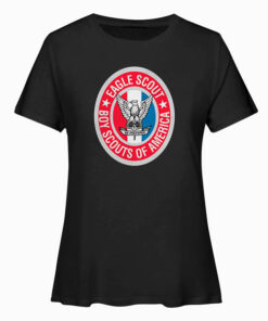Officially Licensed Eagle Scout T Shirt