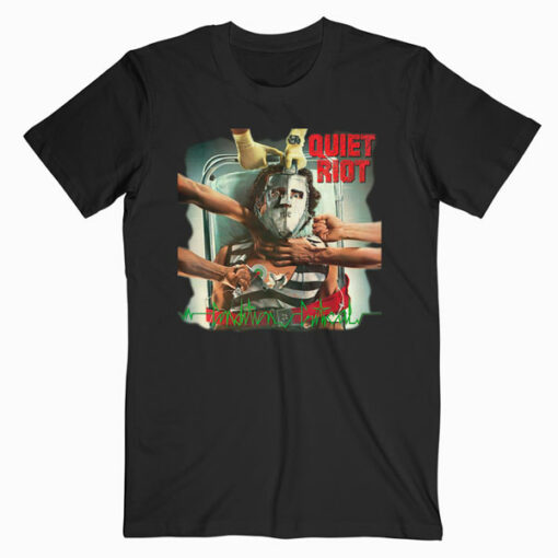 Quiet Riot Band T Shirt