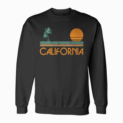 Vintage California Beach Sweatshirt