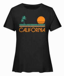 Vintage California Beach T Shirt