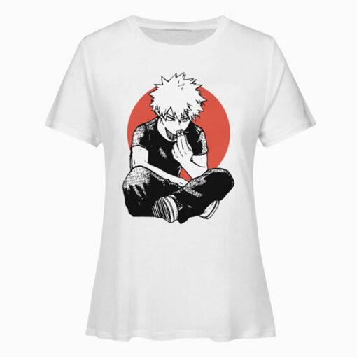 Bakugo Fries Anime T Shirt