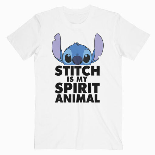 Disney Lilo y Stitch Spirit Animal Camiseta T Shirt