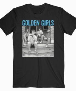 Golden Girls Minor Threat Mash Up Funny T Shirt