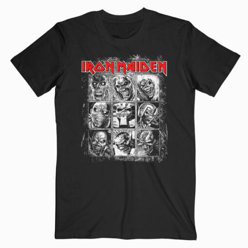 Iron Maiden Band T Shirts