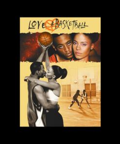 Love and Basketball T Shirt