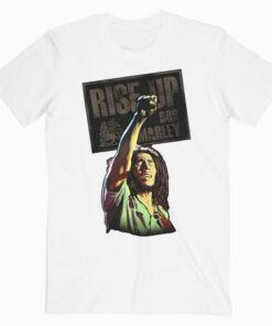 Bob Marley Arm Up Band T Shirt