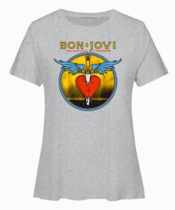Bon Jovi You Give Love Bad Name Band T Shirt