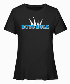 Boys Rule T Shirt