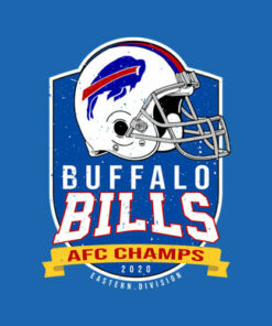 Buffalo Bills Afc East Champions Shirt 2020
