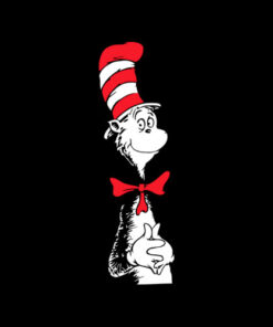 Dr Seuss The Cat in the Hat T-shirt