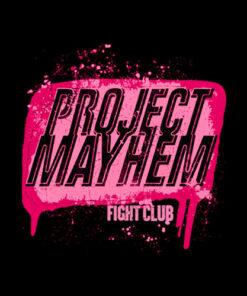Fight Club Project Mayhem T Shirt