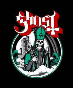 Ghost Band T Shirts