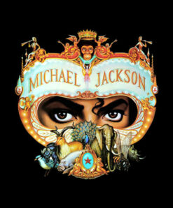 Michael Jackson Dangerous Band T Shirt