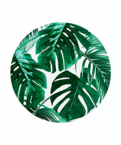 Tropical Palm Leaves Design T Shirt