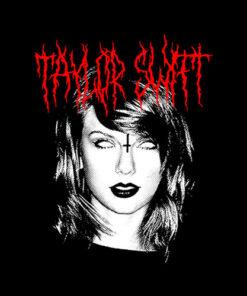 Taylor Swift Demon Band T Shirt