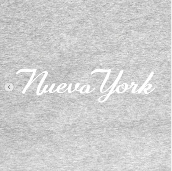 Nueva York In The Heights T Shirt Design