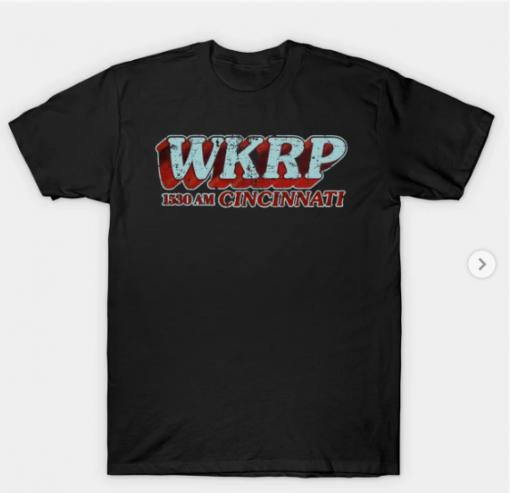 WKRP in Cincinnati T-Shirt