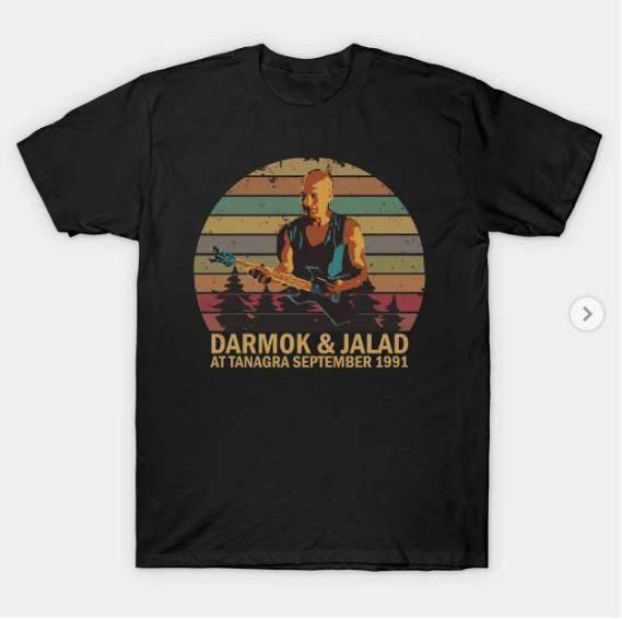 Darmok And Jalad At Tanagra T Shirt