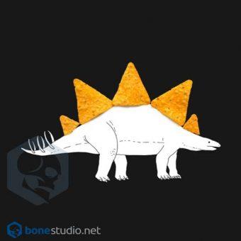 Dinosaur Onesie Doritosaurus Baby Onesie