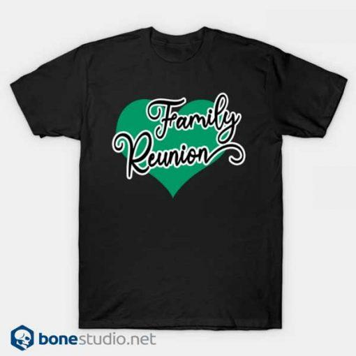 Family Reunion T-Shirt Black