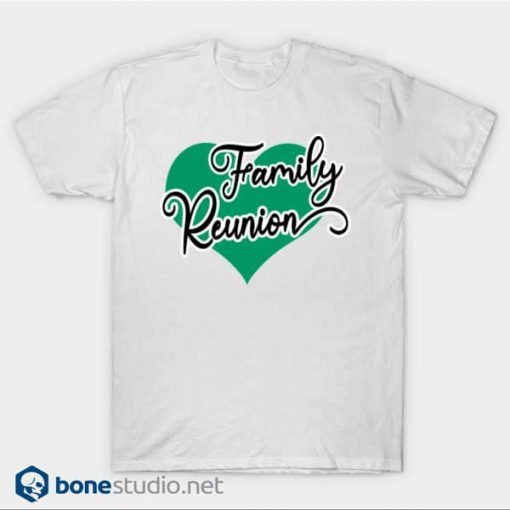 Family Reunion T-Shirt White