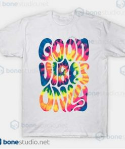 Good Vibes T Shirt White