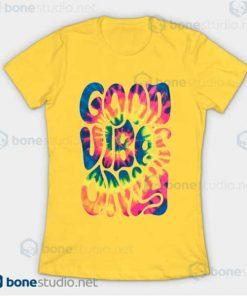 Good Vibes T Shirt Yellow