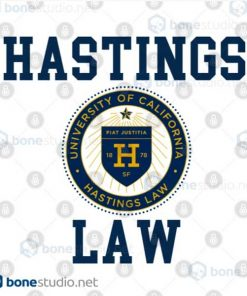 Hastings Law UNIVERSITY OF CALIFORNIA Sweatshirt
