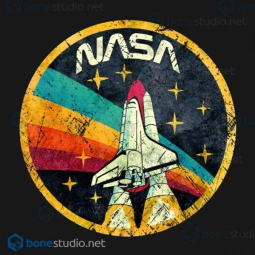 NASA USA Space Agency V03 Sweatshirt