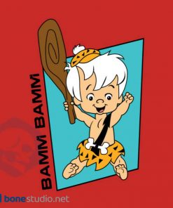 The Flintstones Onesie Bamm Bamm Cute Baby Onesie