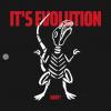 Evolution baby! T-Shirt black design