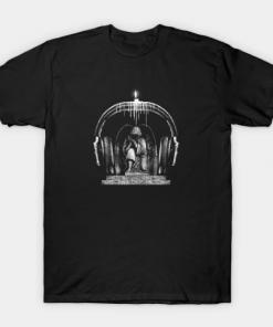 Silence T-Shirt black for men