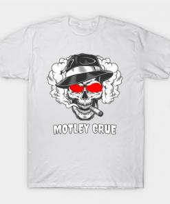 Skull MTL T-Shirt for men white color