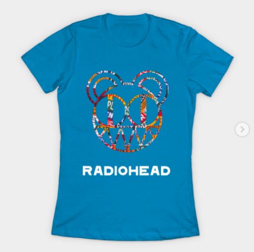 Coro T-Shirt teal for women