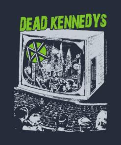 Dead Kennedys Television T-Shirt black design