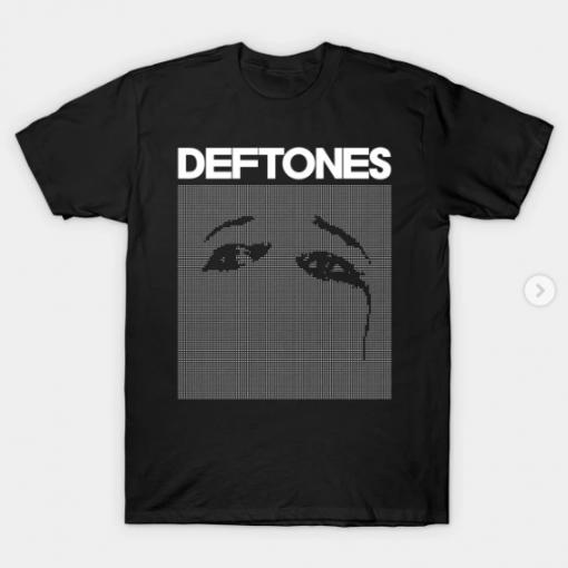 Deftones Ohms T-Shirt black for men