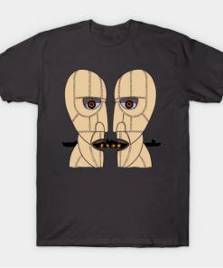 Pink Floyd Division Bell T-Shirt aspalt for men