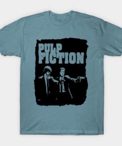 Pulp Fiction T-Shirt slate for men