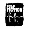 Pulp Fiction T-Shirt white design
