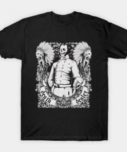 Skulls Of Tears - Death Dealer T-Shirt black for men
