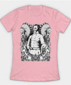 Skulls Of Tears - Death Dealer T-Shirt soft pink for women