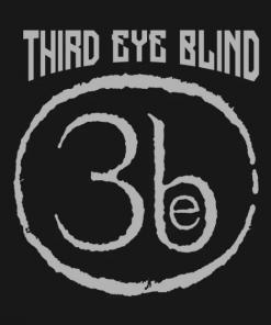 eye blind T-Shirt black design